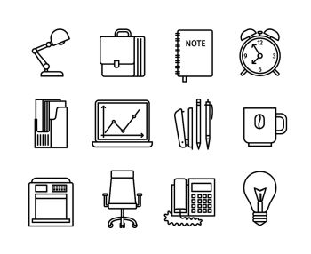 You searched for briefcase icon  internet button on white background