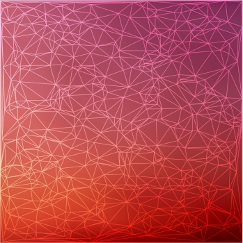 abstract thin line polygonal triangle light background
