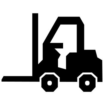 You searched for fork lift symbol