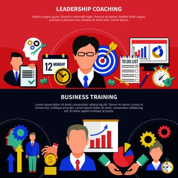 Leadership Training Banners Job Requirement Banners