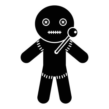 You searched for voodoo doll on a white background