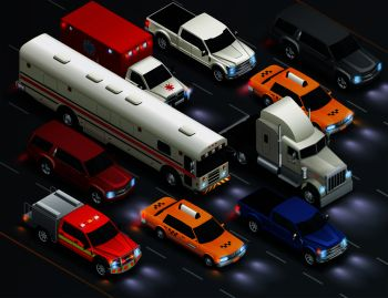 Transport Traffic Realistic Composition