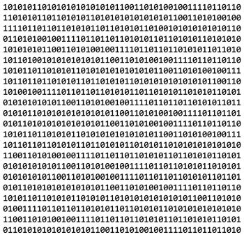 You Searched For Binary Code Zero One Matrix White Background Beautiful Banner Wallpaper Design Illustration