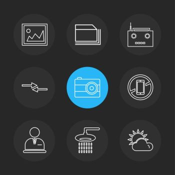 You searched for camcoder icon design vector