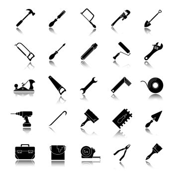 You searched for crowbar color icon  construction tool