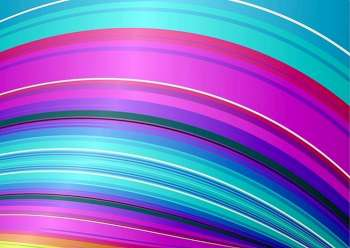 bright colorful rainbow background with flowing stripes ideal desktop