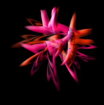 an abstract flame design that can be used as a background