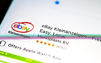 You searched for ebay app in the apple app store