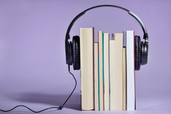 audio book isolated | Cheap Royalty Free Subscription, Stock Photos