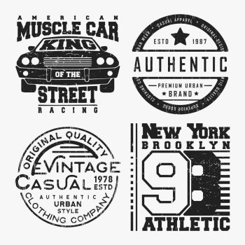 Muscle Car Illustration Ingimage Cheap Royalty Free Subscription