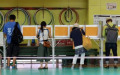 Voting begins in Tokyo assembly election July 2  2017  Tokyo  Japan - Voters fill in ballot papers for the Tokyo Metropolitan Assembly election at the booth of a polling station in Tokyo on Sunday  July 2  2017.    Photo by Yoshio Tsunoda/AFLO  LwX -ytd-