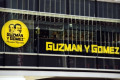 Guzman y Gomez opens its First Restaurant in Japan A view of the new restaurant  Guzman y Gomez  at Harajuku shopping area of Shibuya on April 27  2015  Tokyo  Japan. The restaurant serving burritos and Mexican fast-food was founded by Steven Marks in Australia  and named Guzman y Gomez  GYG  to honor old friends with the goal of introducing Mexican food and Latin culture to the world. It will open its first Japanese branch to the public on April 29th with a special  Free Burrito Day  promotion.  Photo by Rodrigo Reyes Marin/AFLO