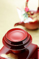 Japanese Lacquer-Ware Set For New Year Celebrations