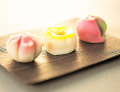 Flower Shaped Japanese Confectionary