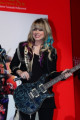 Orianthi Orianthi  Jan 27  2010 : Orianthi  female guitarist from  This Is It  appears at an  This Is It  DVD release event at Venus Fort  Tokyo  Japan. Wax figure of Michael Jackson from Madame Tussauds was displayed.  Photo by Naho Yoshizawa/AFLO   1142