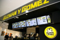 Guzman y Gomez opens its First Restaurant in Japan Staff start to work for first time during a pre-opening event of the new restaurant  Guzman y Gomez  in the Harajuku shopping area of Shibuya on April 27  2015  Tokyo  Japan. The restaurant serving burritos and Mexican fast-food was founded by Steven Marks in Australia  and named Guzman y Gomez  GYG  to honor old friends with the goal of introducing Mexican food and Latin culture to the world. It will open its first Japanese branch to the public on April 29th with a special  Free Burrito Day  promotion.  Photo by Rodrigo Reyes Marin/AFLO