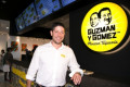 Guzman y Gomez opens its First Restaurant in Japan Steven Marks  CEO and Founder poses for the cameras during a pre-opening event of the new restaurant  Guzman y Gomez  in the Harajuku shopping area of Shibuya on April 27  2015  Tokyo  Japan. The restaurant serving burritos and Mexican fast-food was founded by Steven Marks in Australia  and named Guzman y Gomez  GYG  to honor old friends with the goal of introducing Mexican food and Latin culture to the world. It will open its first Japanese branch to the public on April 29th with a special  Free Burrito Day  promotion.  Photo by Rodrigo Reyes Marin/AFLO