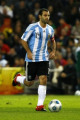 International friendly match between Spain and Argentina Javier Mascherano  ARG   NOVEMBER 14  2009 - Football : International friendly match between Spain and Argentina at the Vicente Calderon stadium in Madrid  Spain.  Photo by AFLO   3604