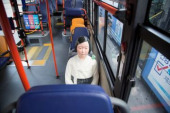 Seoul marks WWII anniversary with Peace Monument to Comfort Women installed in special buses Peace Monument in a bus Aug 17 2017 The Comfort Women