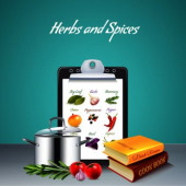 Image Details ING_38192_31275 - Herb And Spice Poster  Poster of
